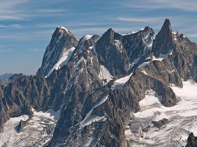 Aiguille du Midi Telepherique
