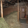 Ya ya, no smoking!  And the cows downstairs had to be milked at 5 a.m.
