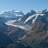 The Glacier de Corbassiere