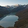 Lac des Dix and Mont Blanc de Cheilon
