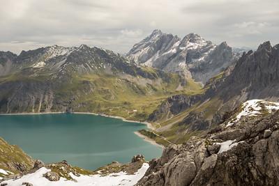 Ratikon/Silvretta Alps