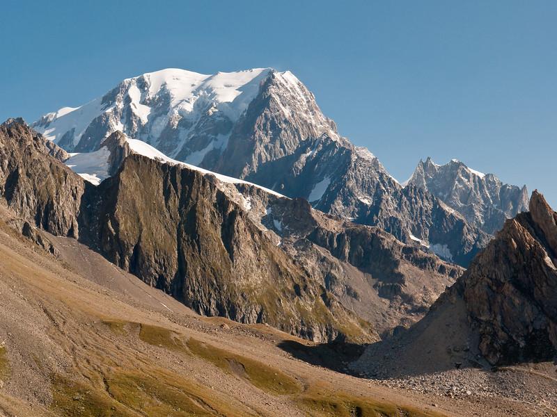Mont Blanc deserves its own photo