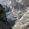The Upper Grindelwald Gorge and the back side of Motel 6