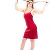 Classy Glamour Model: Trena Gamblin