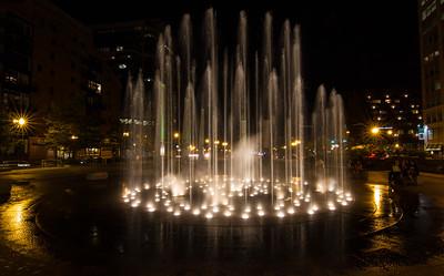 Rings Fountain