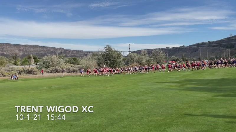 Trent Wigod XC 10-1-21