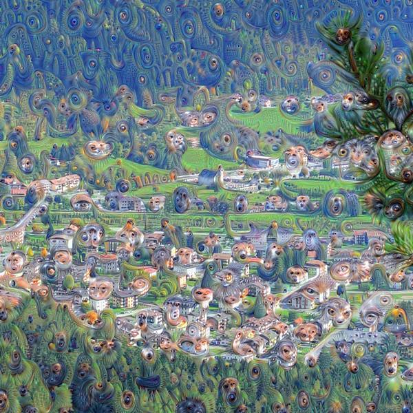 Trail to Eremo di San Martino - Detail #2