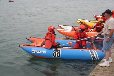 Rubber Race Rafts
