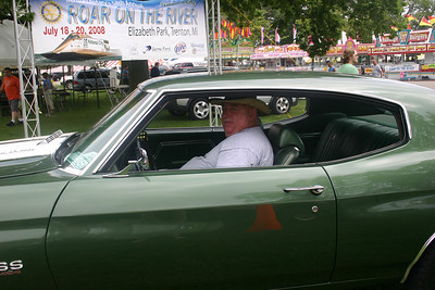 Sunday (Car Show)