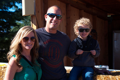 Trenton's Pumpkin Patch Day 10-13-12