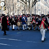 Continental Soldiers advance on British and Hessian troops during the First Battle of Trenton On Saturday Dec. 31, 2016. (Scott Ketterer - The Trentonian)