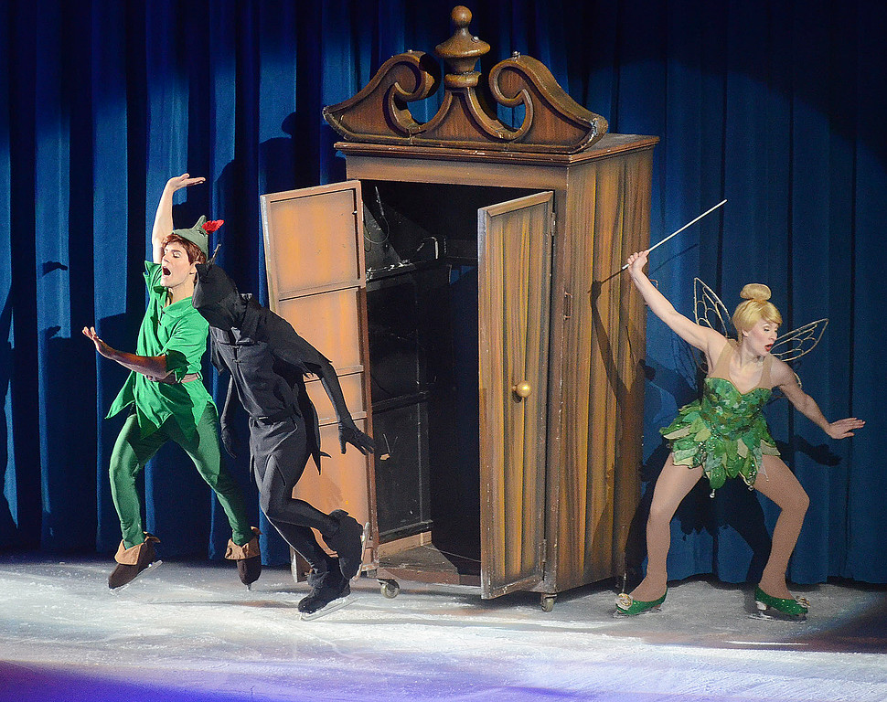 . Disney on Ice presents Passport to Adventure at the Sun National Bank Center. gregg slabvoda photo