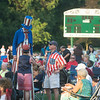 Crowds packed Kuser Park Monday night for Hamilton's Independence Day festivities. <br /> John Berry - The Trentonian