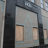 The exterior of 101 N. Broad St in Trenton which will be fixed up for use by Mercer County Community College's Trenton campus. <br /> John Berry — The Trentonian