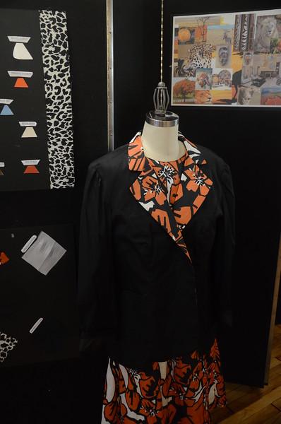 Mercer County Community College 2018 Fashion Show