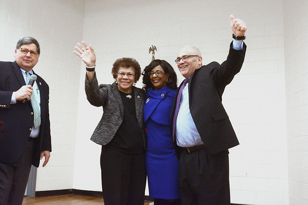 Mercer Democratic Convention