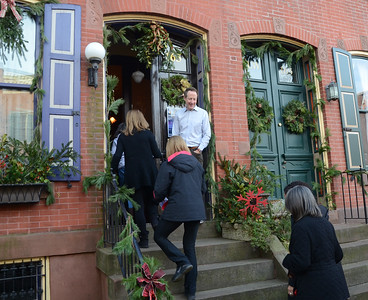 Mill  Hill Holiday House Tour