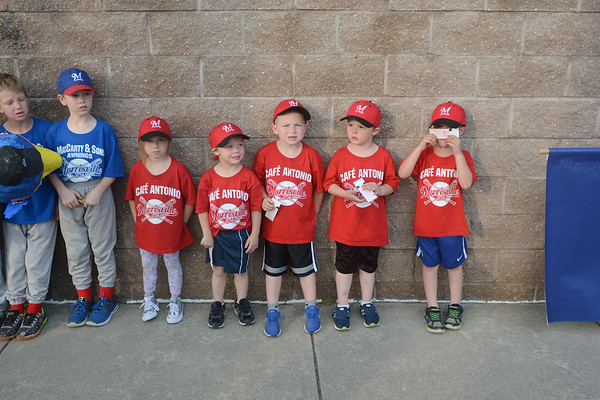 Morrisville Little League at Trenton Thunder