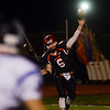Pennsbury`s quarterback Zach Demarchis throws a pass against Central Bucks South. gregg slaboda photo