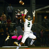 Steinert`s Jordan Morrison(r)breaks up a pass to Allentown`s Sadik Queen. gregg slaboda photo