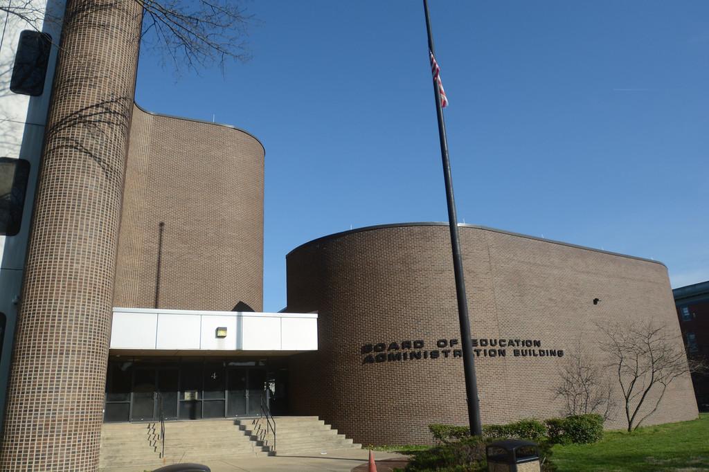 . Trenton�s Board of Education building.John Berry � The Trentonian