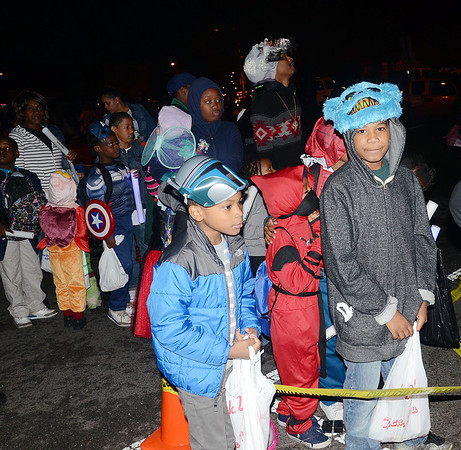 TPD Trunk or Treat Night