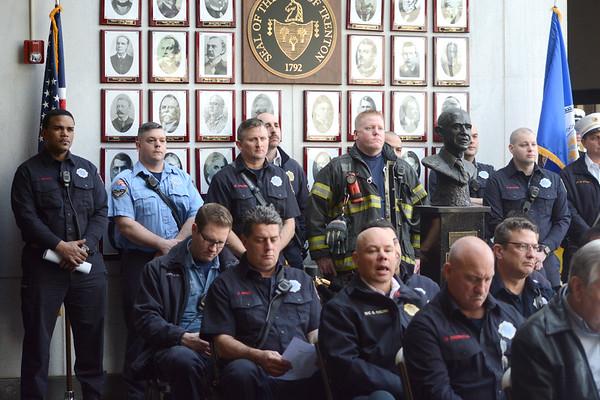 Trenton Firefighters Memorial 2018