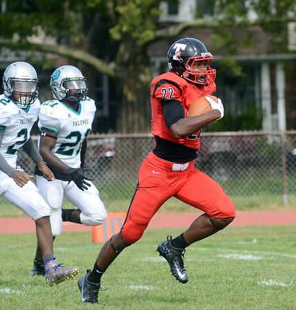 Trenton High-Palumbo football
