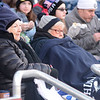 Cold weather at the Trenton Thunder home opener Thursday at Arm & Hammer Park.<br /> John Berry — The Trentonian