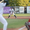Trenton Thunder's Nick Solak looks for a chance to steal while Thairo Estrada is batting during Friday night's game at Arm & Hammer Park in Trenton. <br /> John Berry — The Trentonian