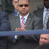 Trenton's Acting Police Director Pedro Medina at City Hall for Sunday's inauguration ceremony. <br /> <br /> John Berry -- The Trentonian