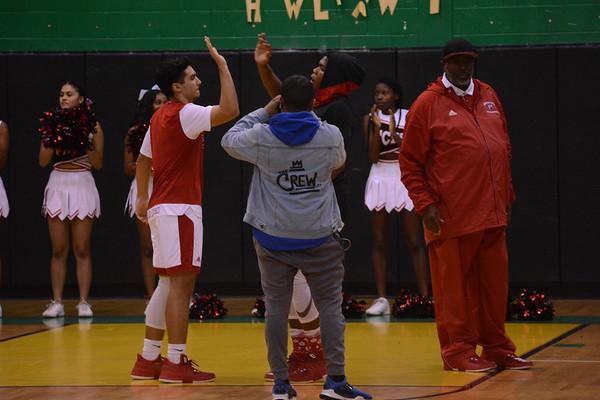 Trenton vs Hopewell HS basketball