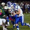 Princeton`s Adam Rothstein(r) carries the ball against West Windsor-Plainsboro South. gregg slaboda photo