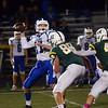 Princeton QB Jake Renda throws a pass against West Windsor-Plainsboro South.  gregg slaboda photo