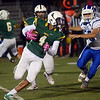West Windsor-Plainsboro South`s Anthony Taylor(4) on the run against Princeton. gregg slaboda photo