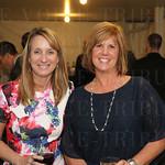 Katie Borgel and Pam Martin.