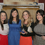 Rachel Watts Webb, Emily Esarey, Valerie Netherton and Danielle Wade.