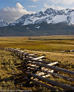 Sawtooth and Split Rail