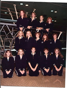 1983 NT Girls Swimming Senior Class