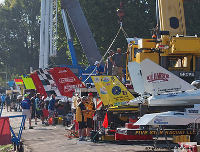 Tri-Cities 2016 Unlimited and Vintage Hydroplane Races