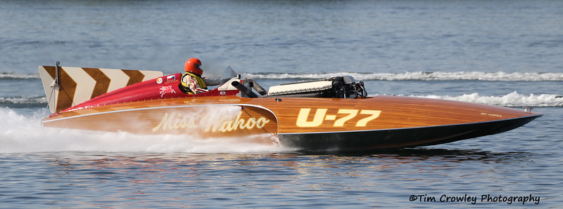 Tri-Cities 2018 Unlimited and Vintage Hydroplanes