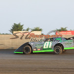 UMP DIRTcar Pro Late Models : Photos of UMP DIRTcar Pro Late Models at Tri-City Speedway on July 14th, 2011.