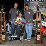USAC Midgets : Photos of USAC Midgets at Tri-City Speedway's Gold Crown Midget Nationals on October 8th, 2011.