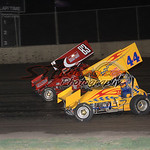 Monster Energy Sprint Car Series : Monster Energy Sprint Car Series photos from Tri-City Speedway on July 28th, 2011.