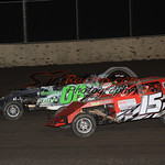 UMP DIRTcar Modifieds : UMP DIRTcar Modified photos from the 7th Annual Summit Racing Equipment Modified Mania Dirt Nationals at Tri-City Speedway on September 23rd, 2011.
