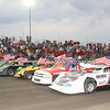 National Anthem : Pre-Race Ceremony Photos from Tri-City Speedway on May 20th, 2011