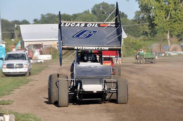 ASCS Sprint Cars - Paul Gray Photos