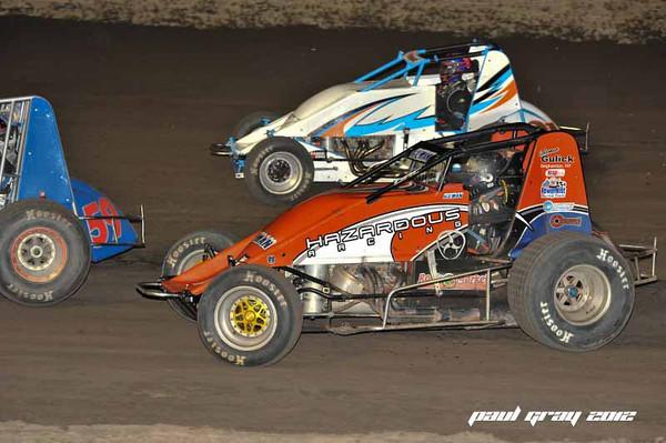 sprint cars (paul gray)