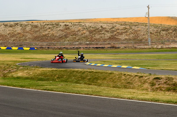 Tri-City Kart Club Race #2 05-20-2012