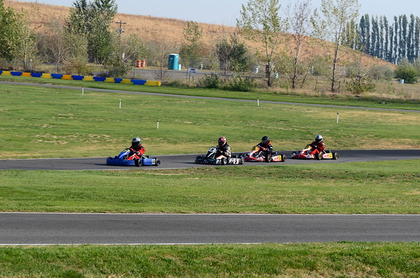Tri-City Kart Club Race #5 09-09-2012